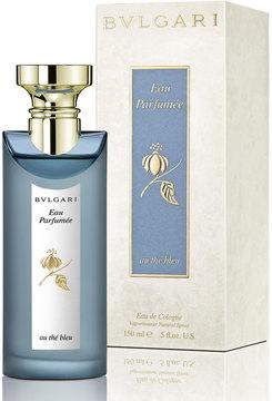 Bvlgari Eau Parfumé;e Au Thé; Bleu Eau de Cologne, 5.0 oz./ 148 mL