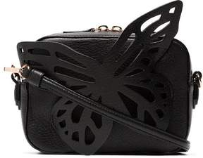 Sophia Webster butterfly applique crossbody bag