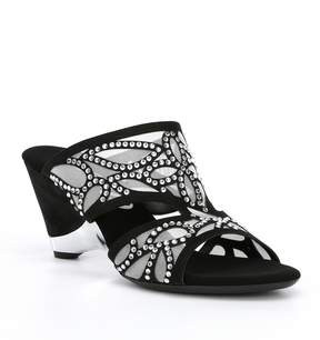 Onex Megyn Stone Detailing Dress Sandals