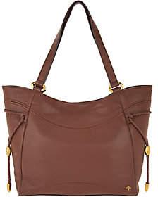 orYANY Pebble Leather Tote Handbag -Elaine
