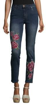 Context Wash Ankle Jeans