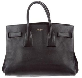 Saint Laurent Small Sac De Jour - BLACK - STYLE