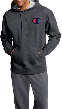Champion Long Sleeve Fleece Hoodie