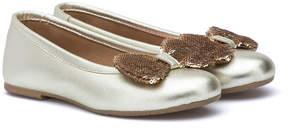 Rachel Girls' Gabriella Dress Shoe