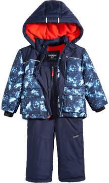 Osh Kosh 2-Pc. Snowsuit, Little Boys (4-7)