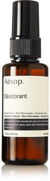 Aesop Deodorant, 50ml - Colorless