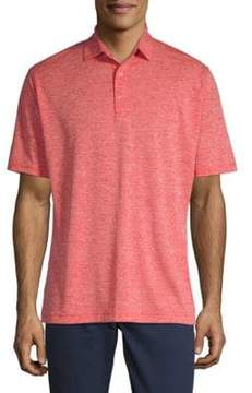 Callaway Short Sleeve Relax-Fit Polo Shirt
