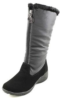 Khombu Amber W Round Toe Synthetic Snow Boot.