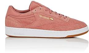 Reebok Women's BNY Sole Series: Women's Club C 85 Suede Sneakers
