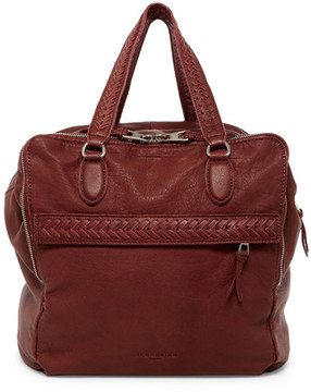 Liebeskind Kaylaso Folding Leather Shoulder Bag