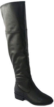 Bamboo Black Play Over-the-Knee Boot - Women