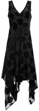 DKNY Dress with Velvet