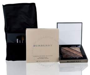 Burberry Complete Eye Shadow Palette 0.19 oz No.00 Smokey Brown