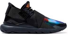 Y-3 Printed Neoprene Sneakers