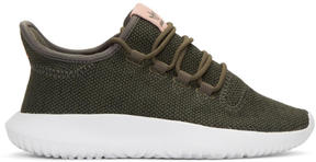 adidas Green Tubular Shadow Sneakers