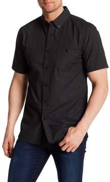 Obey Flinn Woven Slim Fit Shirt