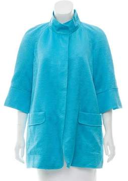 Ellen Tracy Wool & Silk-Blend Jacket
