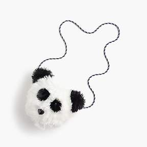 J.Crew Girls' panda bag