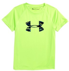 Under Armour Toddler Boy's Voltage Graphic Heatgear T-Shirt