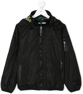 Diadora Junior hooded jacket