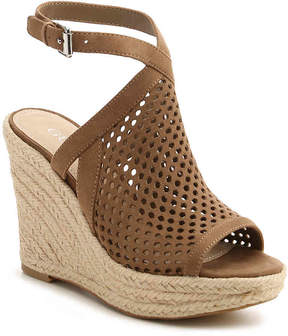 GUESS Women's Helida Wedge Sandal