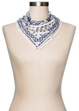 Merona Women's Fashion Scarf Cream One Size