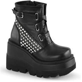 Demonia Women's Shaker 50 Platform Ankle Boot