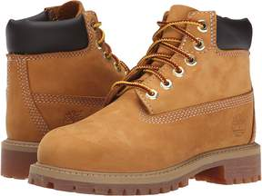Timberland Kids - 6 Premium Waterproof Boot Core Boys Shoes