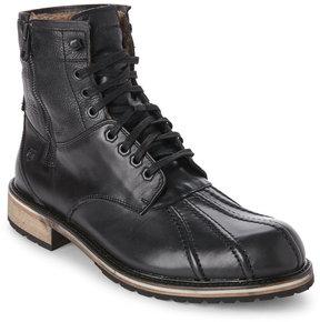 Andrew Marc Black Rutland Duck Boots
