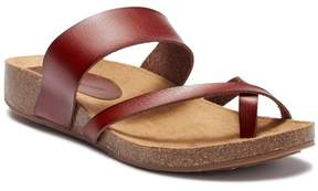 Rock & Candy Cathay Cross-Strap Sandal