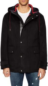 Christian Dior Men's Hooded Pocket Jacket