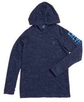 Calvin Klein Jeans Boy's Logo Graphic Pullover