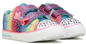 Skechers Kids' Color Crochet Sneaker Toddler/Preschool