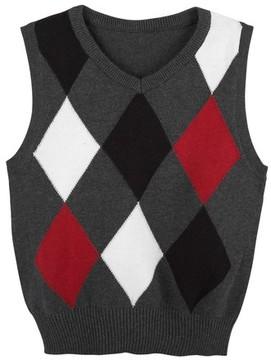 Andy & Evan Infant Boy's Argyle Sweater Vest