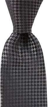 Murano Big & Tall Flag Neat Traditional Silk Tie