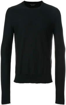 Marc Jacobs classic crew neck sweater