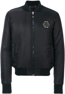 Philipp Plein Elvis bomber jacket