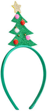 H&M Hairband with Christmas Tree - Green