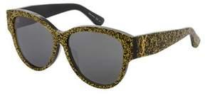 Saint Laurent Women's Sl M3/f 57mm Sunglasses.