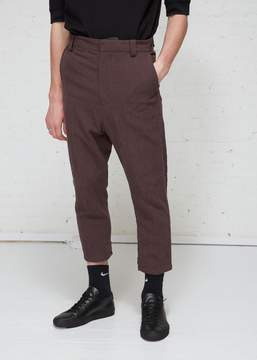 Robert Geller Linen Pant