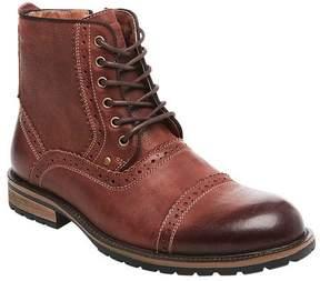 Steve Madden Men's Settler Cap Toe Boot