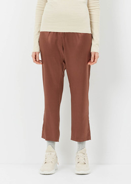 Base Range Baserange Dark Brown Azour Highwaist