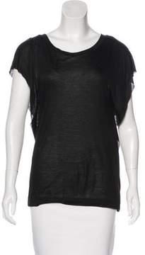 Dries Van Noten Crew Neck Short Sleeve T-Shirt