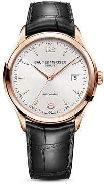 Baume & Mercier Clifton Automatic Watch, 39mm