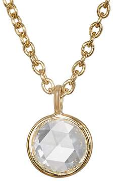 Finn Women's Rose-Cut Diamond Necklace