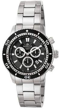 Invicta Men's Stainless Steel Specialty Quartz Chronograph Watch