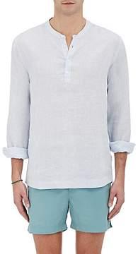 Orlebar Brown Men's Raymond Linen Shirt