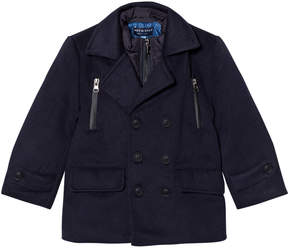Andy & Evan Navy Peacoat