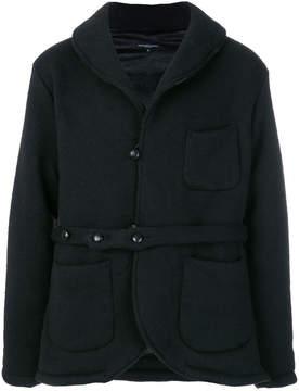 Engineered Garments Shawl belted jacket