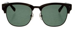 MCM Marbled Square Sunglasses